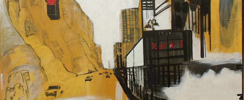 Mara Lombardi - Urban - Art - Head