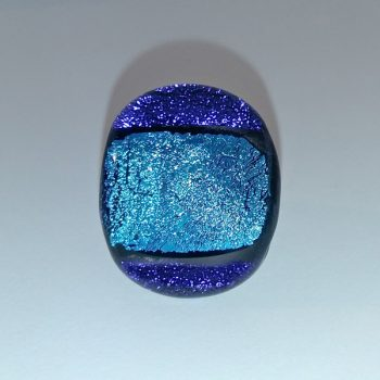Mara Lombardi-NATPAB004K_1-GLASS WEAR-NATURE-PAON BLEAU-Ring