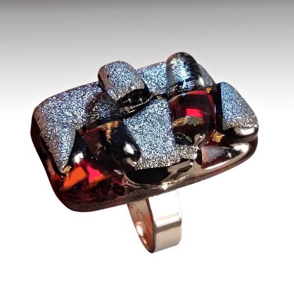 Mara Lombardi-NATVOL001K_1-GLASS WEAR-NATURE-VOLCANOES-Ring
