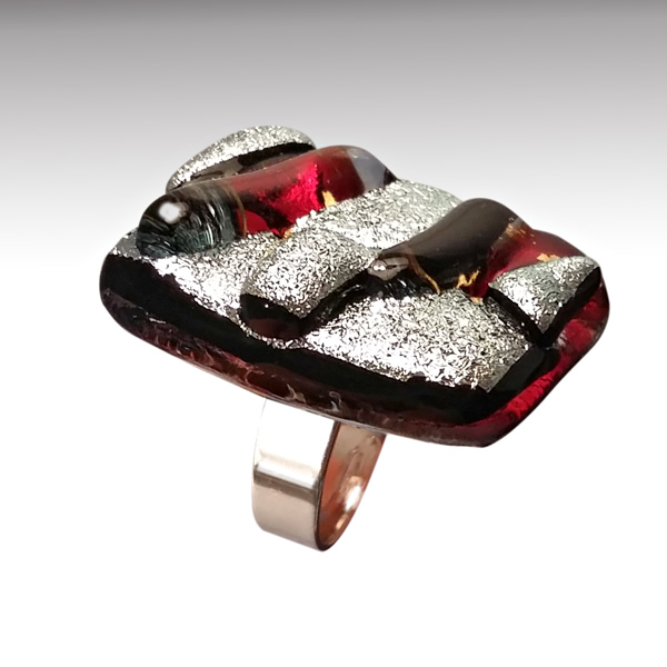 Mara Lombardi-NATVOL001K_3-GLASS WEAR-NATURE-VOLCANOES-Ring