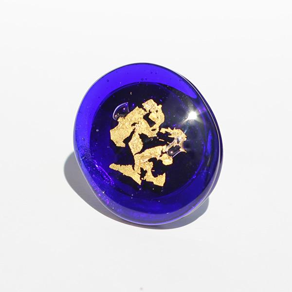 Mara lombardi - OCEMED002K_1-GLASS WEAR-OCEANO MARE-MEDITERRANEAN-Ring Oval