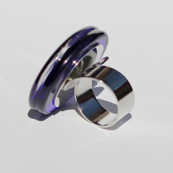 Mara Lombardi - OCEMED002K_2-GLASS WEAR-OCEANO MARE-MEDITERRANEAN-Ring Oval