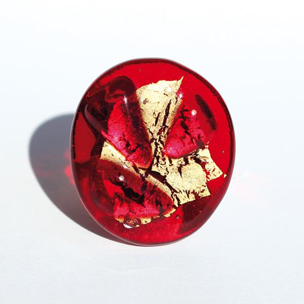 Mara Lombardi-PERREF003K_2-GLASS WEAR-PERMANENT RED-RED FLASHING LIGHT-Ring