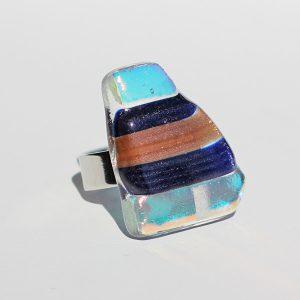 Mara Lombardi - URBDAR001K_1-GLASS WEAR-URBAN-DARSENA-Ring