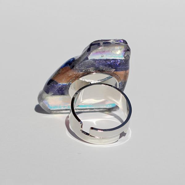 Mara Lombardi - URBDAR001K_3-GLASS WEAR-URBAN-DARSENA-Ring