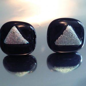 Mara Lombardi - URBLOT002Y-GLASS WEAR-URBAN-LADY OF THE NIGHT-Earrings