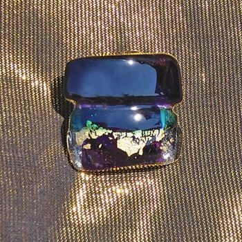 Mara Lombardi - URBTBN001X-GLASS WEAR-URBAN-TOKYO BY NIGHT-Broche
