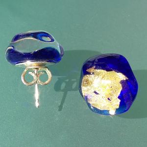 Deep Blue earrings