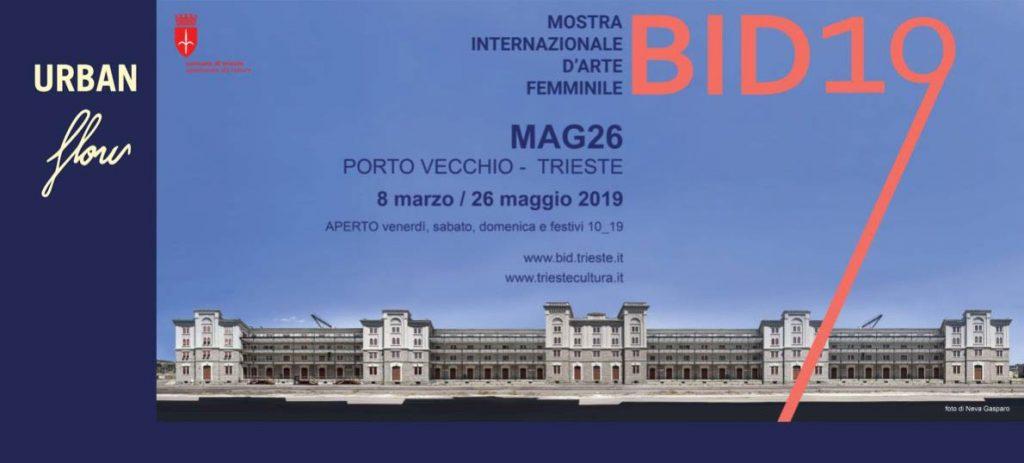 Urban Flow Experience alla Biennale Internazionale Donna di Trieste